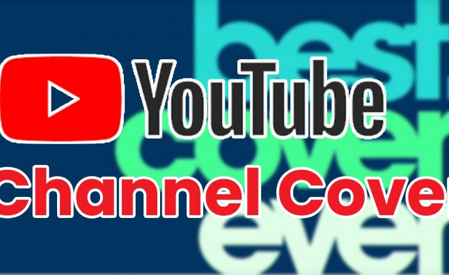 Importance of Youtube Channel Cover Image