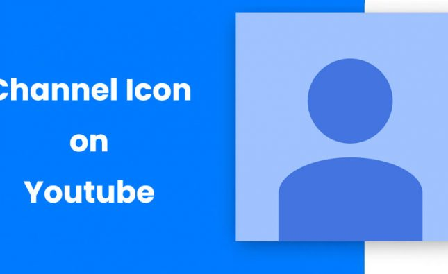 Channel Icon on Youtube